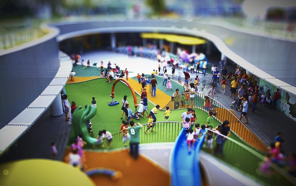 Детский центр Children's City, Дубай