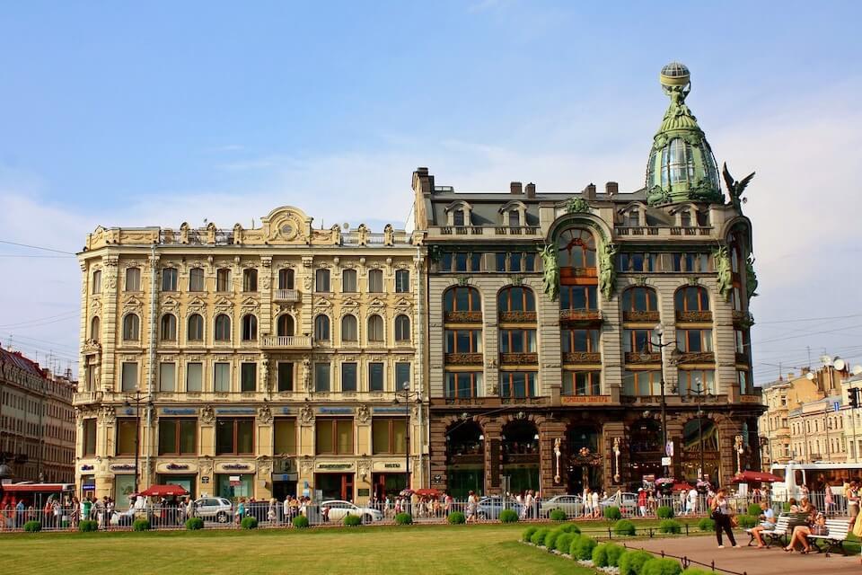 Дом книги, Санкт-Петербург