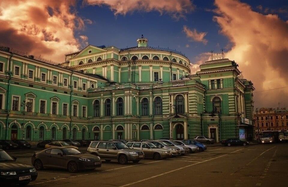 Мариинский театр, Санкт-Петербург