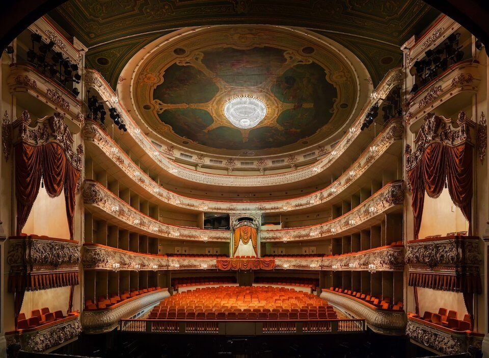 Михайловский театр, Санкт-Петербург