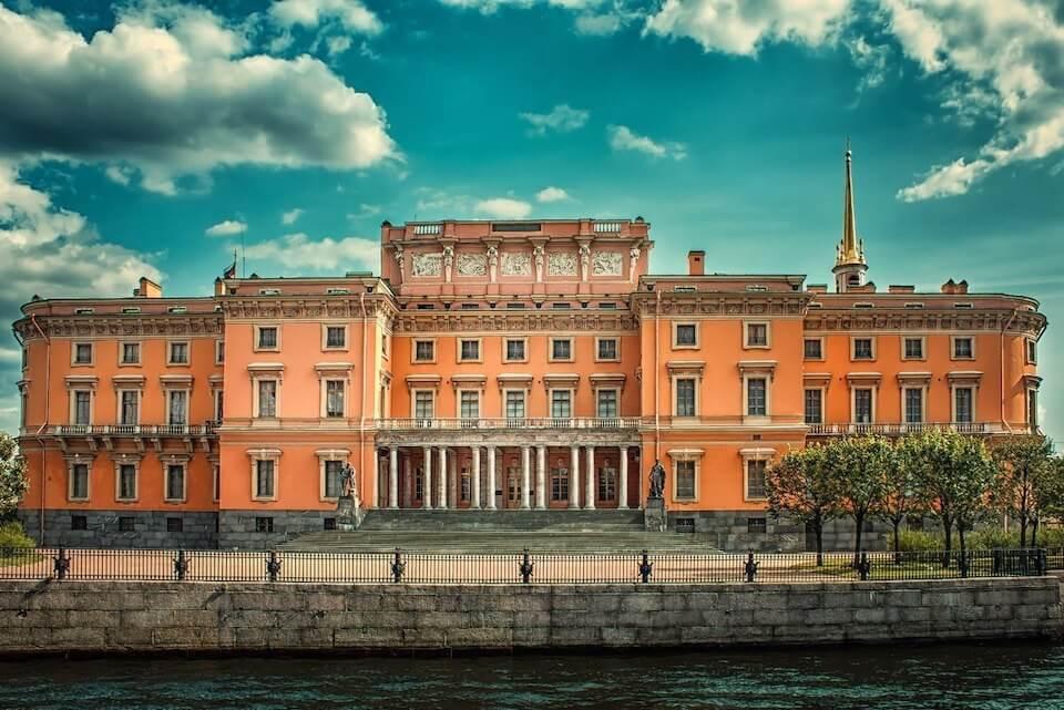 Михайловский замок, Санкт-Петербург