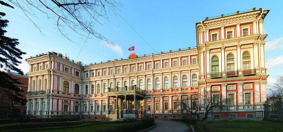 Николаевский дворец, Санкт-Петербург