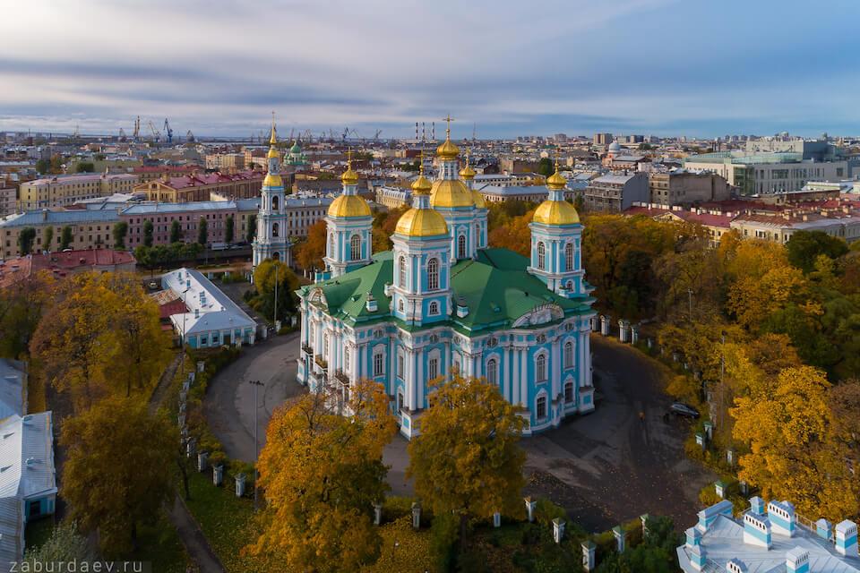 Николо-Богоявленский Морской Собор, Санкт-Петербург
