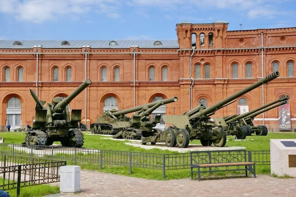 Военно-исторический музей артиллерии, инженерных войск и войск связи, Санкт-Петербург
