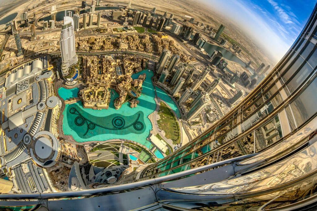 Смотровая площадка Бурдж-Халифа, Дубай