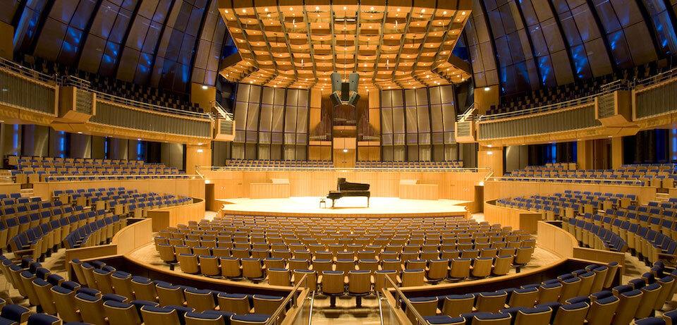 Концертный зал «Тонхалле», Дюссельдорф