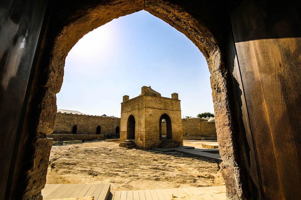 Храм Атешгях, Азербайджан