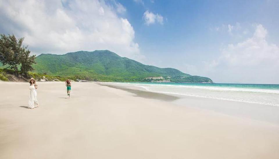 Пляж Бай Дай, Нячанг