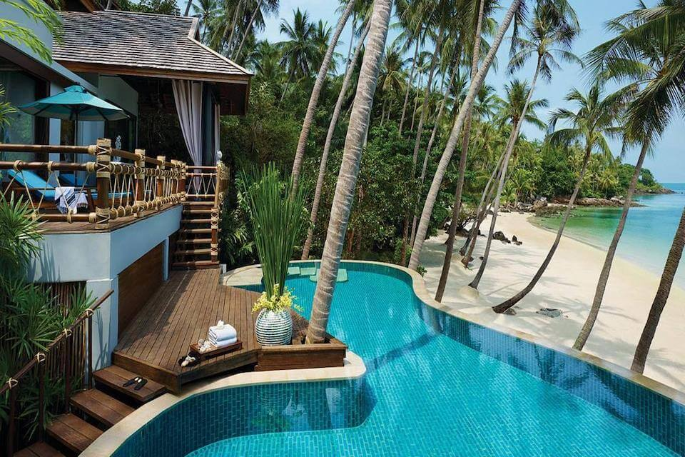 Four Seasons Resort Koh Samui 5*, Самуи