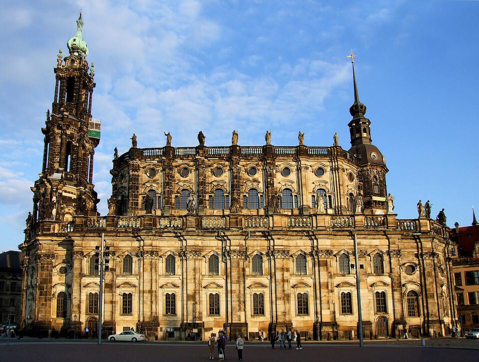 Кафедральный собор Хофкирхе, Дрезден