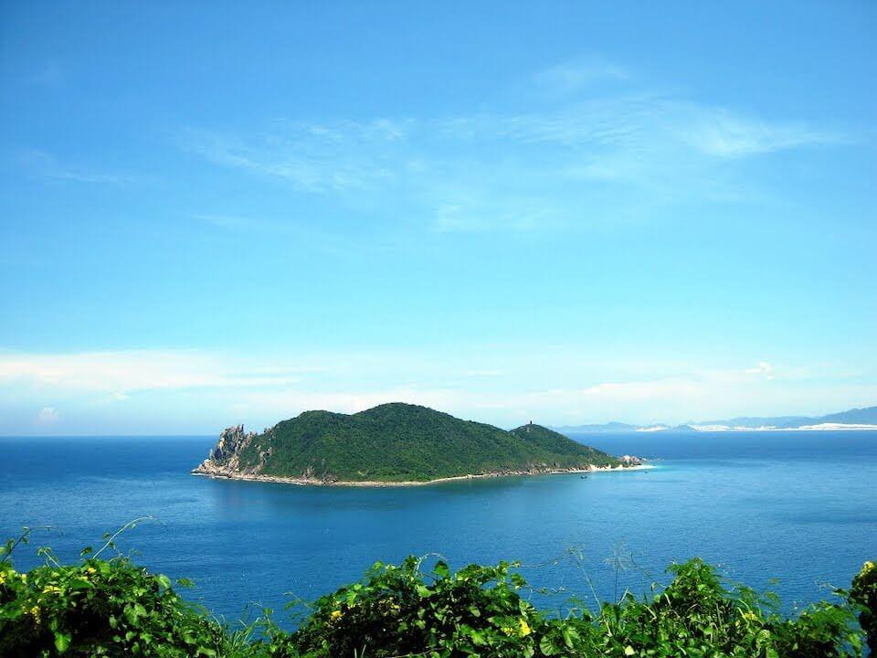 Остров Хон Миеу, Вьетнам