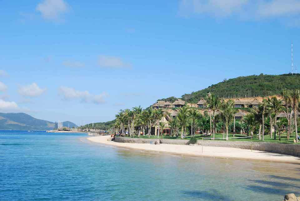 Остров Хон Мот, Вьетнам