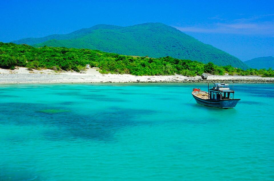 Остров Хон Мун, Вьетнам