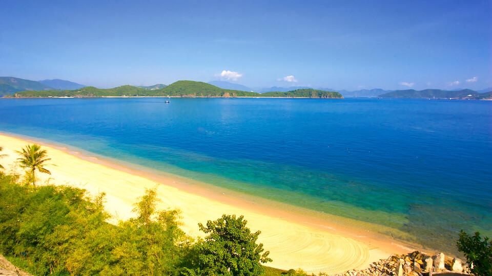 Остров Хон Там, Вьетнам