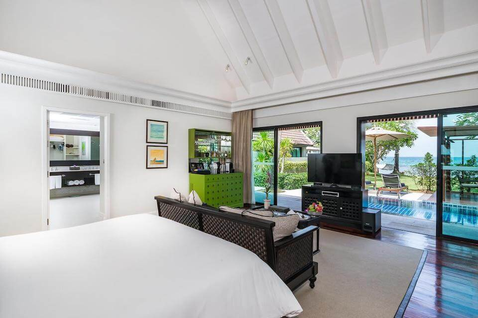 InterContinental Samui Baan Taling Ngam Resort 5*, Самуи