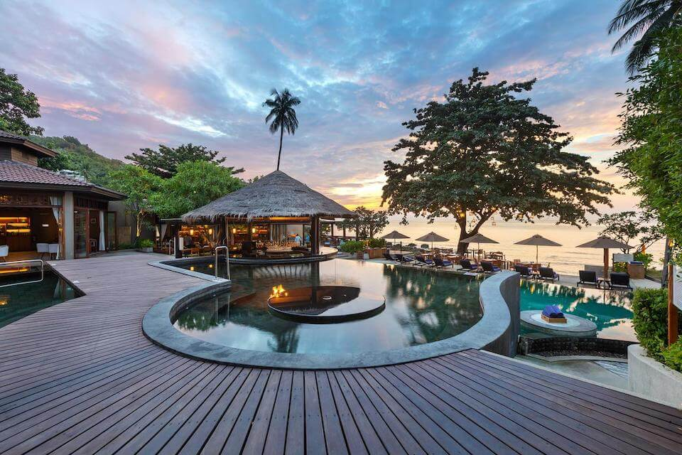Outrigger Koh Samui Beach Resort 5*, Самуи