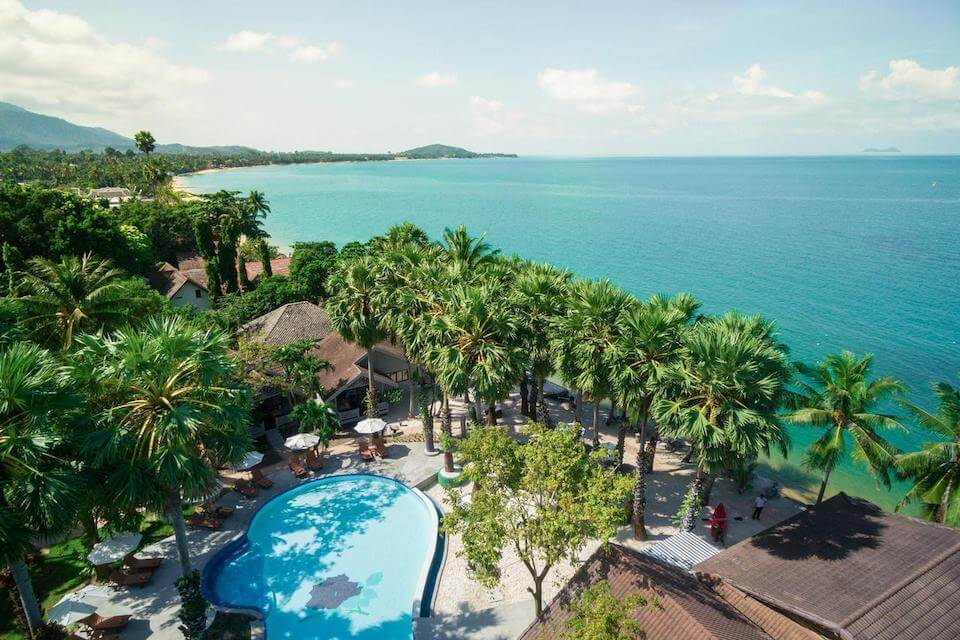 Paradise Beach Resort Samui 4*, Самуи