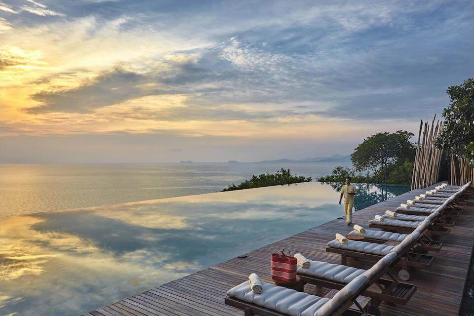 Six Senses Samui 5*, Самуи