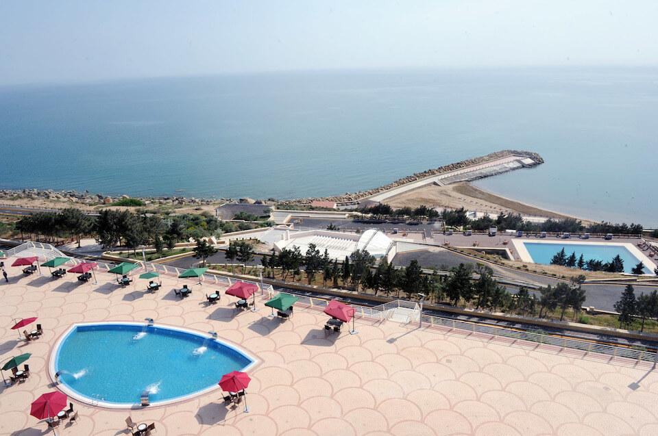 Загульба, Азербайджан