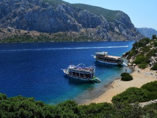 Где в Турции отдохнуть на море в мае