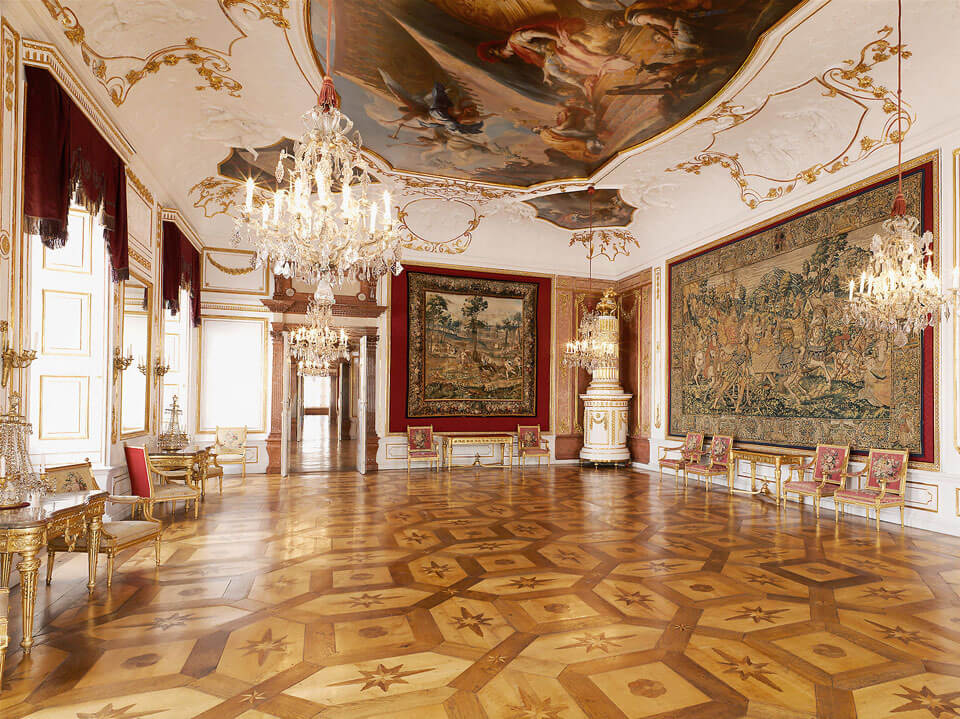Резиденция архиепископов, Зальцбург