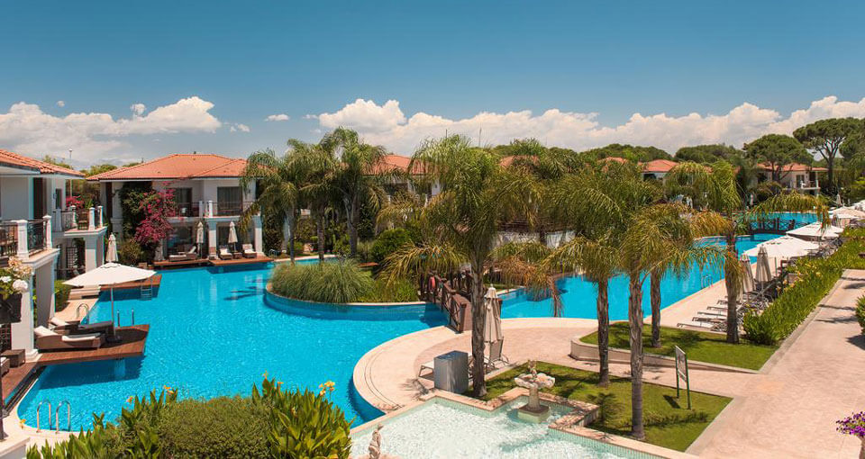 Ela Quality Resort Belek 5*, Турция