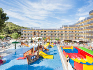 Отели Испании 3 звезды всё включено