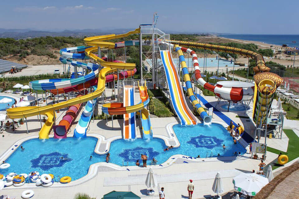 Nashira Resort & Aqua — Ultra All Inclusive 5*, Турция