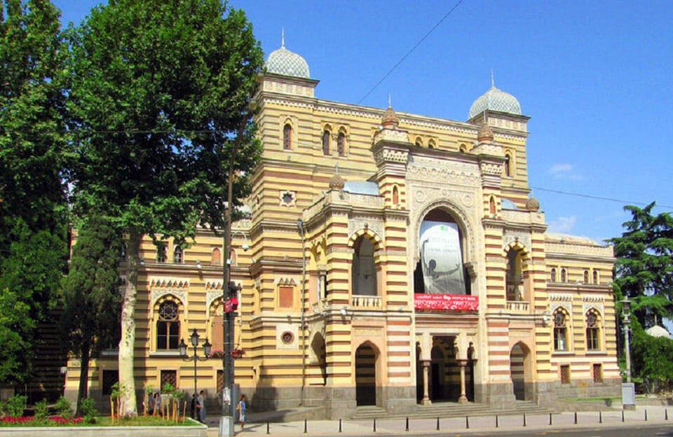 Музей театра оперы и балета им. Закариа Палиашвили, Тбилиси