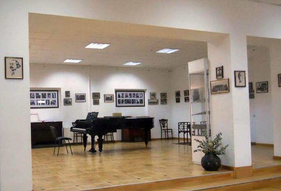 Музей Тбилисской государственной консерватории, Тбилиси
