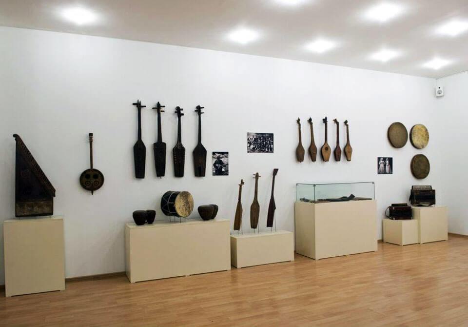 Музей музыкальных инструментов, Тбилиси