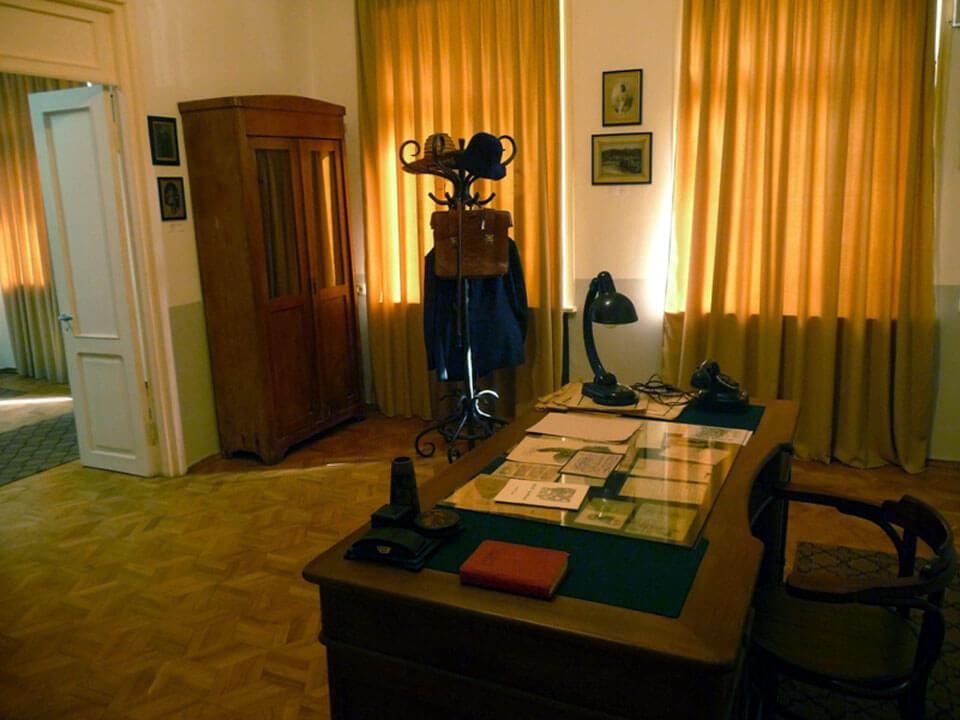 Дом-музей Тициана Табидзе, Тбилиси
