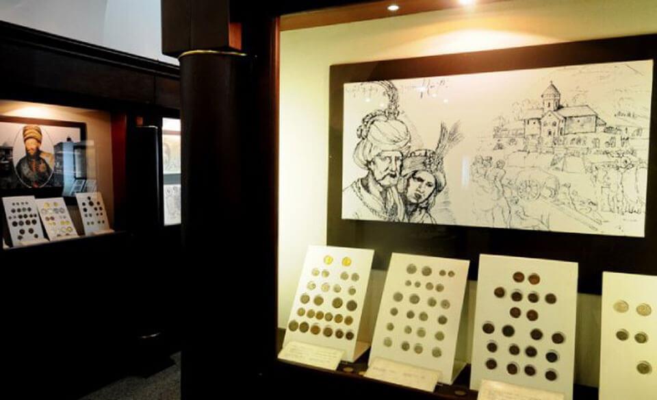 Музей денег, Тбилиси