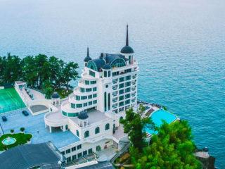 Отели Грузии на берегу моря