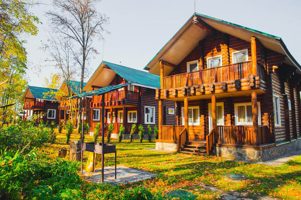 Отель Царьград 5*, Подмосковье