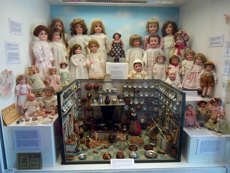 Музей игрушек, Мюнхен