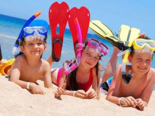 Курорты Вьетнама для отдыха с детьми
