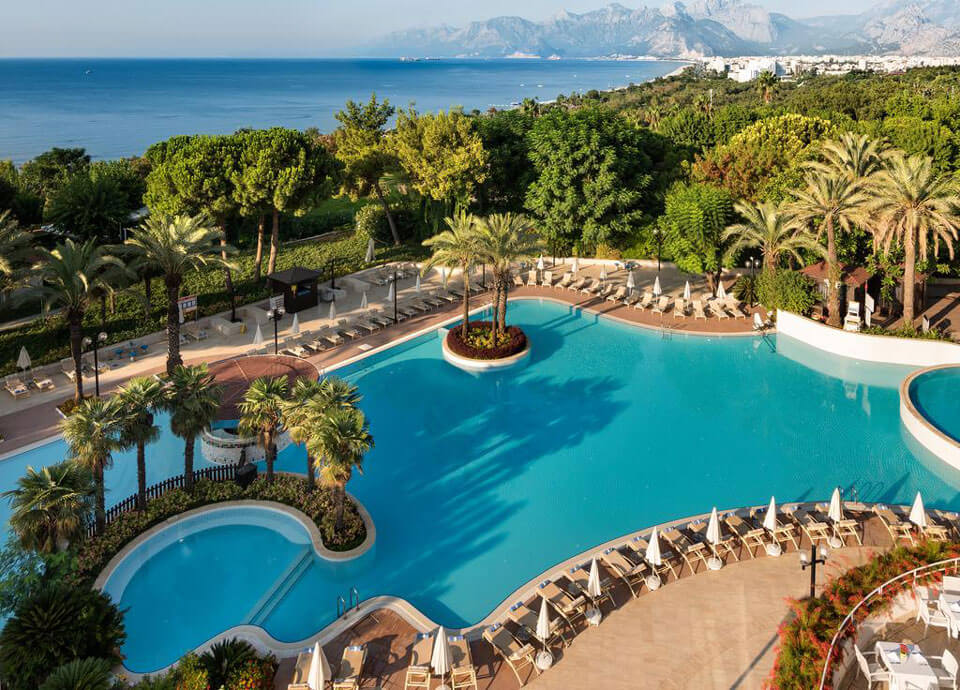 Rixos Downtown Antalya 5*, Анталья