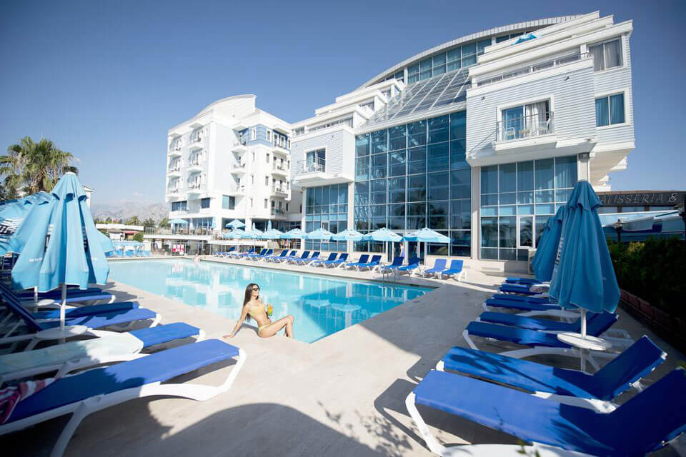 Sealife Family Resort Hotel 5*, Анталья