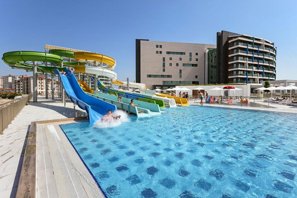 Wind of Lara Hotel & SPA - Ultra All Inclusive 5*, Анталья