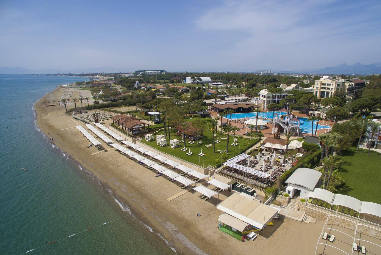 Курорты Турции на Средиземном море