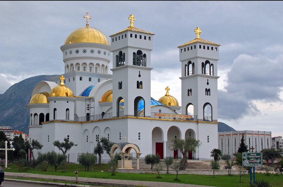 Соборный храм в Баре, Черногория