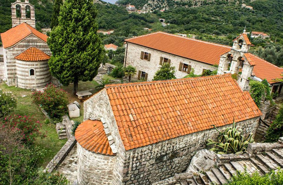 Монастырь Градиште, Черногория
