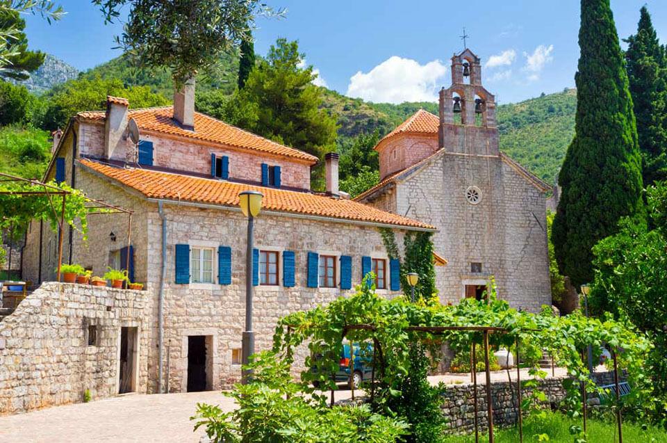 Монастырь Прасквица, Черногория