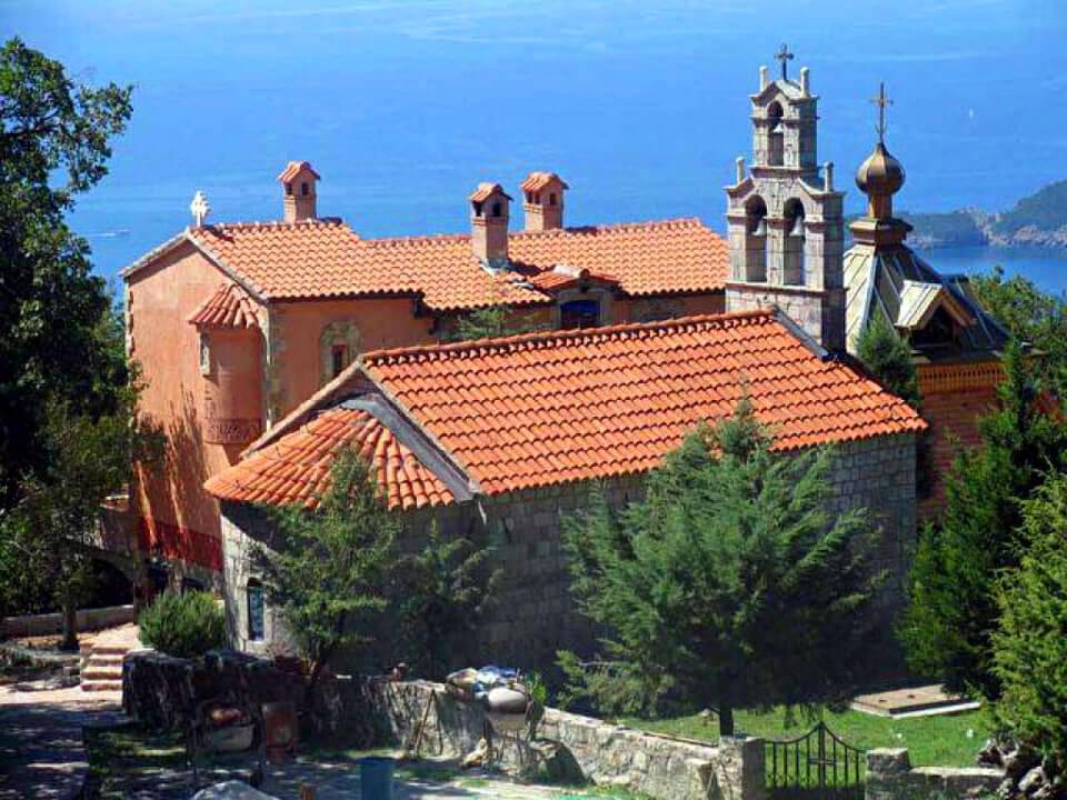 Монастырь Рустово, Черногория