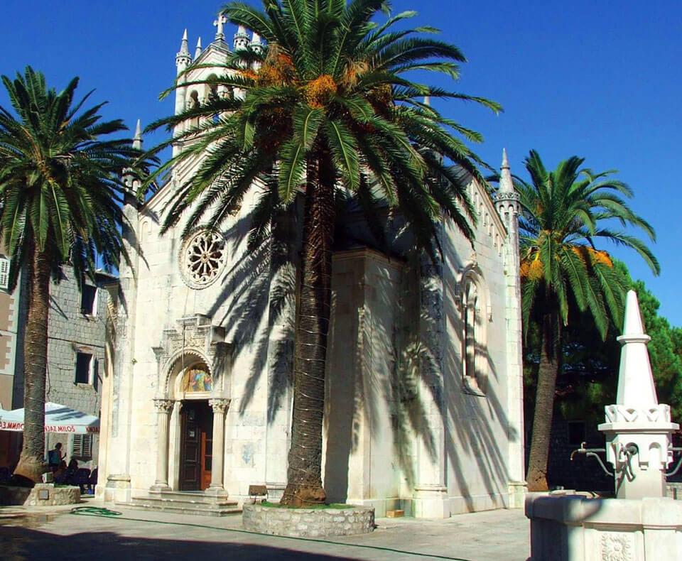 Церковь Архангела Михаила в Херцег-Нови, Черногория