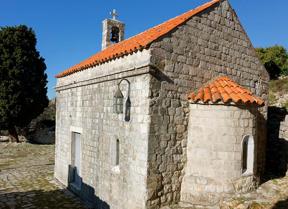 Церковь Спасителя в Херцег-Нови, Черногория
