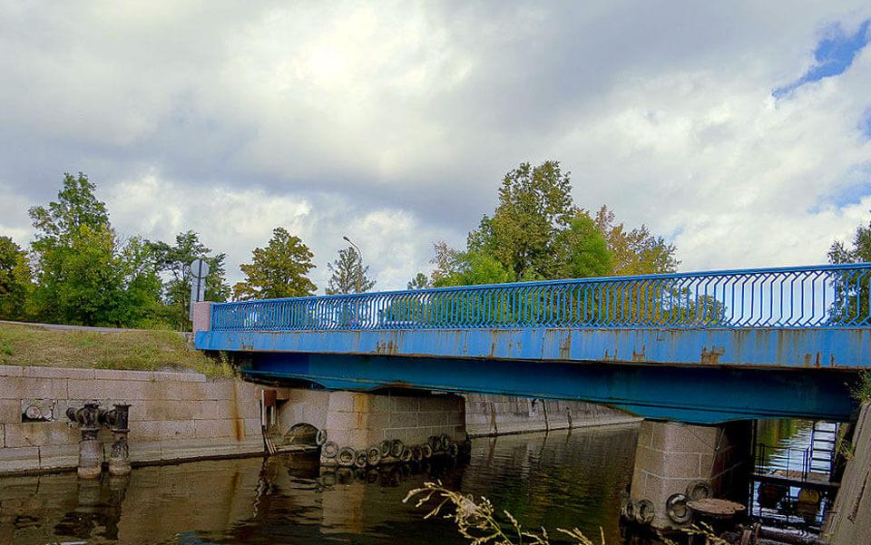 Синий мост, Кронштадт