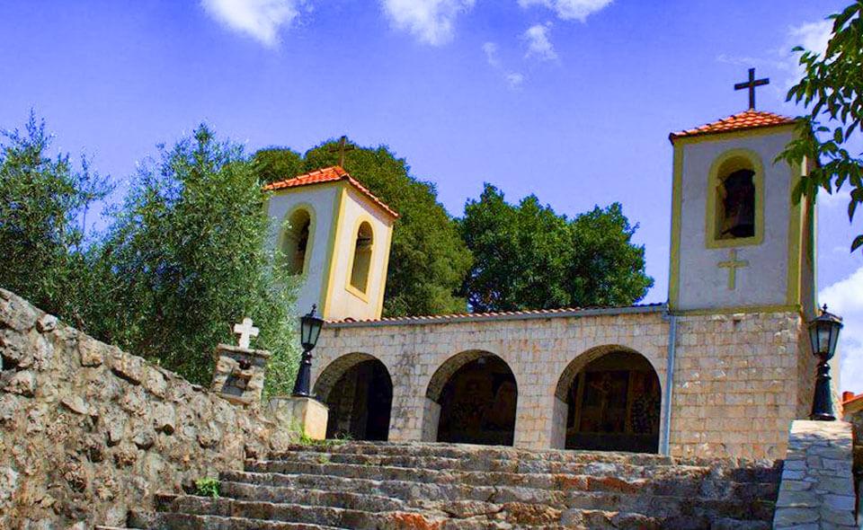 Монастырь Дайбабе в Подгорице, Черногория