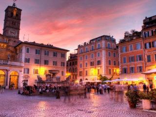 Район Трастевере в Риме – 14 самых интересных мест